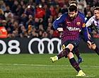 Foto: Lionel Messi bezorgt Barcelona minimale zege op Valladolid