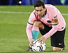 """Foto: Messi richt zich tot eeuwige rivaal Ronaldo: """"Dat hoop ik"""""""