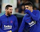 Foto: Suarez ziet twee 'heel goede spelers' dolgraag naar FC Barcelona komen