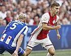 Foto: Ajax geholpen door VAR: 'Het was echt geen zware overtreding'