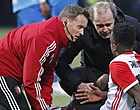 Foto: 'Feyenoord heeft prachtig nieuws voor zwaargeblesseerde Sinisterra'