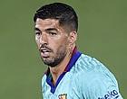 Foto: 'Suarez bereikt akkoord met nieuwe club, nog twee obstakels voor transfer'