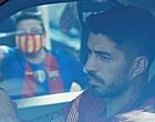 Foto: 🎥 Suárez verlaat in tranen voor de laatste keer Barça-complex