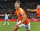 Foto: 'Die goal was zó belangrijk: voor mij, de bondscoach en voor heel Nederland'