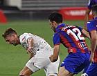 Foto: Sevilla wint op frustrerende avond voor Luuk de Jong