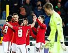 Foto: United en Sevilla spelen gelijk, Inter dankt Eriksen