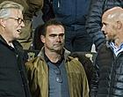 Foto: Ajax-aanhang eist aankoop van Overmars: 'Deze winter nog'