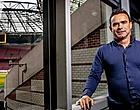 Foto: Overmars vangt 'hoofdprijs' voor Ajax-transfer