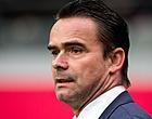 Foto: Ajax op transfermarkt bezig met alternatieven