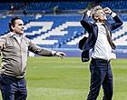 Foto: 'Marc Overmars lacht om enorm miljoenenbod op Ajacied'