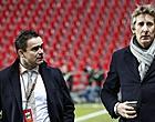 Foto: 'Ik hoop dat we een naam kunnen worden zoals Ajax, we besturen even goed'