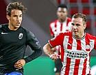 Foto: Gezichtsverlies voor PSV in eerste EL-duel