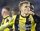 Foto: Vitesse verschaft Slutsky wat lucht met overwinning op Willem II
