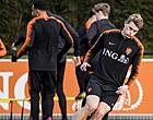 Foto: Geen minuut stilte of rouwbanden bij Oranje voor aanslag Utrecht