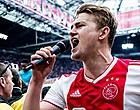 Foto: TRANSFERUURTJE: 'De Ligt uiterst populair, goed nieuws voor Ajax uit Spanje'