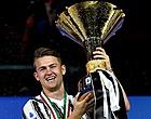 Foto: De Ligt weet: Juventus neemt 'drastische beslissing'