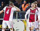 Foto: 'Droom van Ajax komt uit in transfersoap Frenkie de Jong'