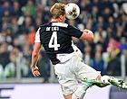 Foto: Juventus-fans halen keihard uit naar De Ligt: 'Belachelijk'