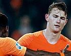 Foto: 🎥 De Ligt reageert scherp op 'Volendams' aanbod van Jan Smit