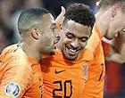 Foto: 'EK-spits Oranje nu al bekend na drama Memphis en Malen'