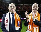 Foto: Van Praag baalt van afgang: 'Bij Ajax werd het gepikt, bij Oranje niet'