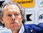Foto: 'Preud'homme stopt als trainer, Twente-hereniging van de baan'