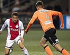 Foto: Jonk snapt Ajax en AZ wel: 'Hij is een ruwe diamant'