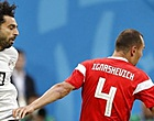 Foto: Eén speler maakt veel indruk bij Rusland - Egypte