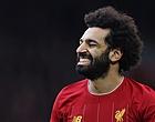 Foto: 'Salah voelt zich ondergewaardeerd door transferwens'