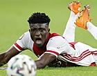 Foto: Ajax meldt dramatisch blessurenieuws over Mohammed Kudus