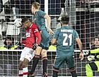 "Foto: Ajax-fans helemaal klaar met AZ: ""Rot toch op"""