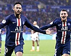Foto: Paris Saint-Germain verslaat Memphis en co door goal Neymar