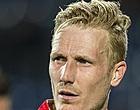 Foto: Abrupt einde voetbalcarrière Van der Velden: 'Het is echt klaar'