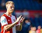 Foto: Feyenoord-fans halen snoeihard uit naar teruggekeerde Nicolai Jørgensen