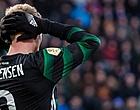Foto: Jörgensen heeft slecht transfernieuws voor Feyenoord-fans