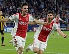Foto: Ajax krijgt belangrijk nieuws uit ziekenboeg