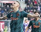 Foto: 'Noa Lang moet nu al vrezen voor basisplaats bij Ajax'
