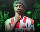 Foto: PSV'er maakt hattrick in eerste helft: 'Dodelijk, wat een speler!'