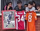 Foto: Kieft maakt Ajax met grond gelijk om Appie Nouri