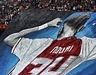 Foto: Telegraaf: Ajax zegt contract 'Appie' Nouri formeel op
