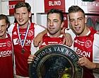 Foto: 'Ajax krijgt belangrijk signaal van Vertonghen én Alderweireld'