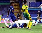 Foto: Ziyech ziet Chelsea zeer moeizaam winnen van Krul