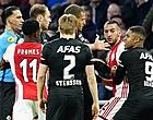 Foto: Ajax-fans gaan massaal los na 'AZ-nieuws'