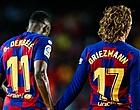 Foto: Griezmann speelt open kaart over aanpassingsproblemen bij Barcelona