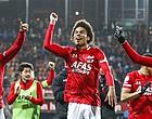 Foto: Ajax-fans laten nieuw geluid horen over Boadu en Stengs
