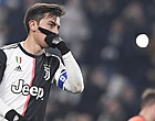 Foto: 'Paris Saint-Germain teleurgesteld door beslissing Dybala'