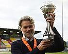 Foto: 'KNVB dreigt bondscoach kwijt te raken'