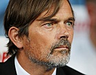 Foto: Derby County-fans gaan massaal los over Phillip Cocu