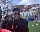 Foto: Ajax roept in opspraak geraakte Promes op het matje