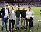 Foto: 'Ajax mag voorzichtig hopen op snelle komst wereldster'
